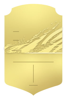 Gold 2021 Card - Real FUT Cards